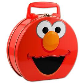 Elmo tin hat box