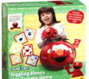 Giggling Elmo's Hot Tomato Game