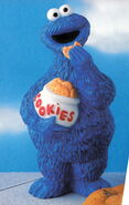 Enesco classic poses cookie monster