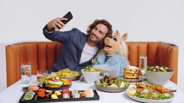 Food and Wellness Campaign - The Muppets and Joe Wicks 2