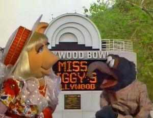 Hollywood Bowl Piggy Gonzo