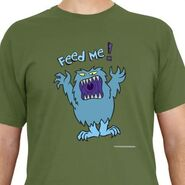 Jim Henson Design Shirt 1