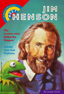Meet Jim Henson (Bullseye Biographies)‎