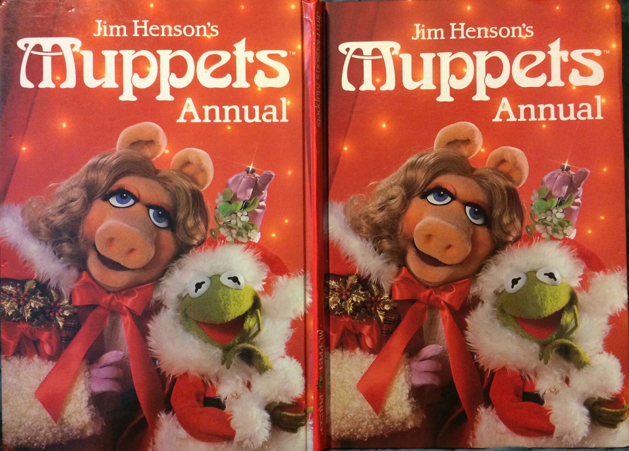 Jim Henson\'s Muppets Annual 1983 | Muppet Wiki | FANDOM powered by Wikia