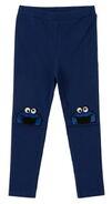 Pancoat sweatpants cookie knees