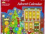 Sesame Street advent calendar