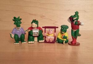 Subway Dinosaurs group