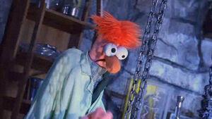 Beaker as Igor