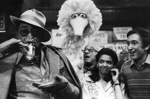 The First Celebrity to Appear on 'Sesame Street' - The New ...