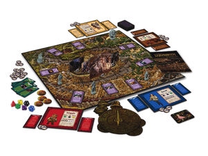 Labyrinth board game 01