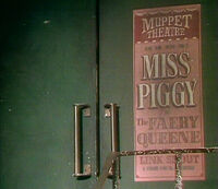 Muppet Theatre poster TMS316