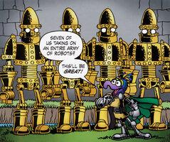 Robots-kingarthur