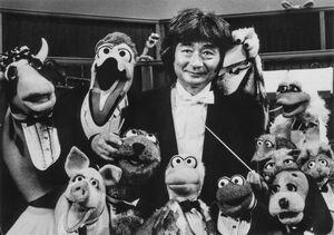 Seiji Ozawa Sesame Street