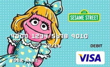 Sesame debit cards 29 prairie dawn