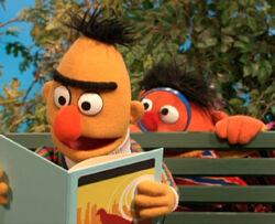 Bert-JokeBook