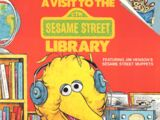 A Visit to the Sesame Street Library