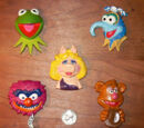 Muppet magnets (Fun-4-All)