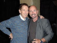 Hollywood Bowl 2010 Bob McGrath and Daryl Gilmore