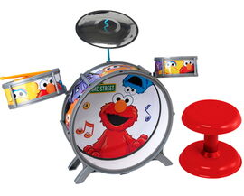 Kids station toys inc KST 2011 learn to play drumset