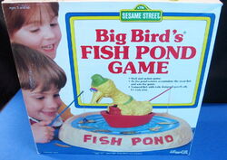 Lewco big bird's fish pond game 1