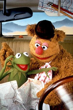 Muppetstall