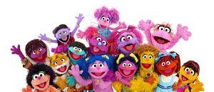 Sesame workshop girls