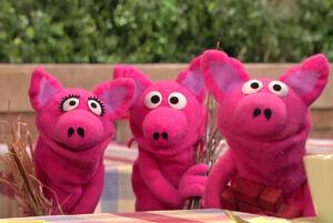 Three Little Pigs 4280
