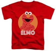 Trevco 2016 elmo scribble shirt