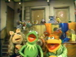 Because We Care- Muppets
