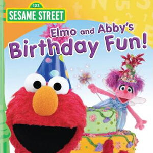 Excellent Elmo And Abbys Birthday Fun Muppet Wiki Fandom Funny Birthday Cards Online Necthendildamsfinfo