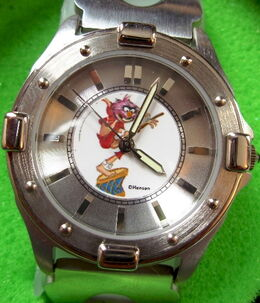 Fossil watch animal 1