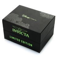 Invicta watch 648-512 00 detail
