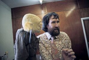 Jim Henson and Yoda