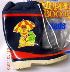 Keds 1982 muppet boots 1