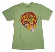 Mighty fine 2015 kermit animal fozzie shirt