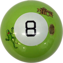 Muppet Magic 8 ball