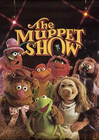 Muppet Show poster-X3