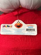 Play by play play faces nylon pillow elmo 2
