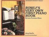 Rowlf's Very Own First Piano Book