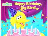 Happy Birthday, Big Bird!