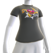 Xbox - animal tee ladies