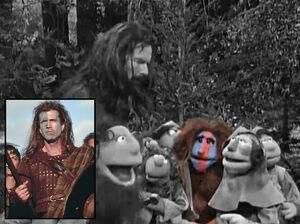 Braveheart - Muppets Tonight