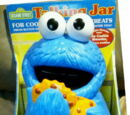 Sesame Street cookie jars (Funomenon)