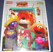 Playskool 1996 elmo's farm