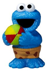 Playskool furchester hotel bath squirters cm