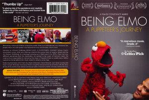 Being Elmo DVD