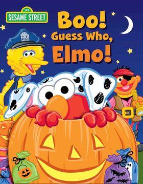 Boo guess who elmo 1
