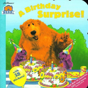 Book.A Birthday Surprise