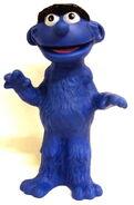 Delacoste 1978 squeeze toy 8 inch mordicus
