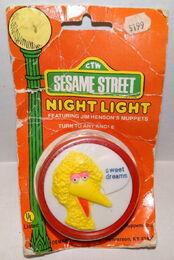 Demand marketing night light big bird s